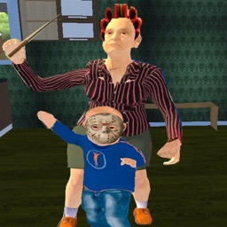 Angry Granny fun Simulator