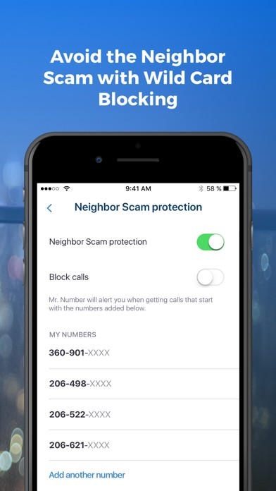 Mr. Number Call Block & Lookup app image