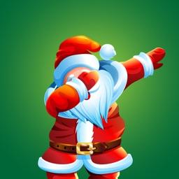 Santa & Xmas Party Stickers IM