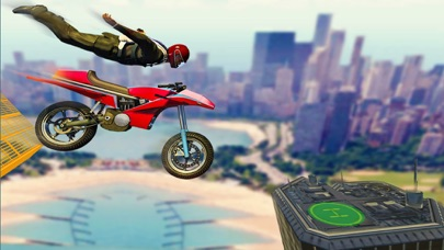 Impossible Bike Stunt Rider 3d screenshot one
