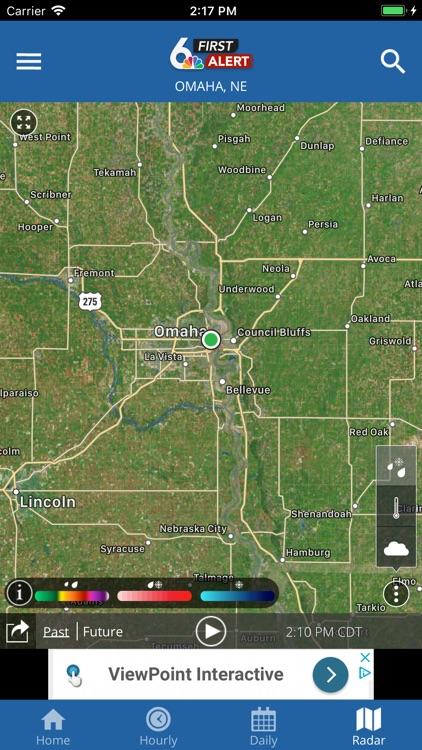 6 News First Alert Weather screenshot-4