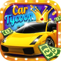 Car Tycoon - Idle Parking lot