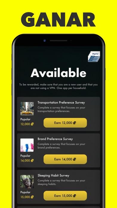 Ganar Dinero: Money Cash App!Captura de pantalla de1