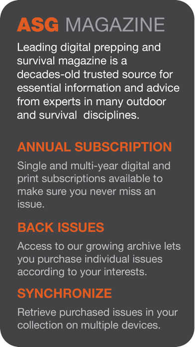 messages.download American Survival Guide software