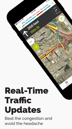MapQuest GPS Navigation & Maps on the App Store