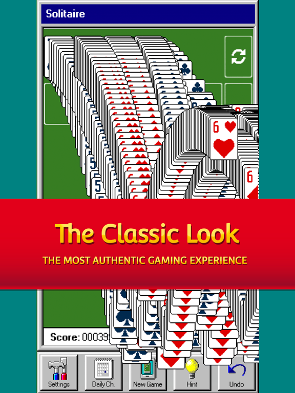 Solitaire 95: The Classic Game screenshot 5