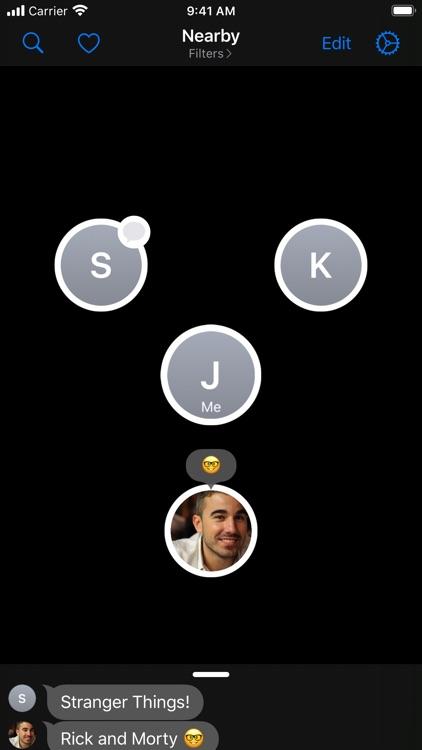 Berkanan Messenger screenshot-5