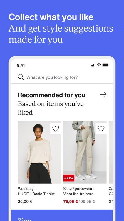 Zalando – Online fashion screenshot-5