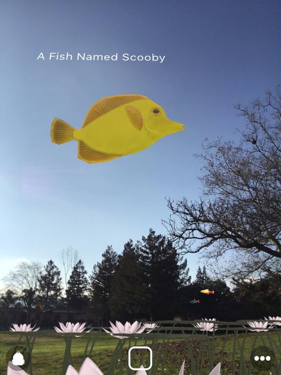 Magic Fish AR screenshot 10