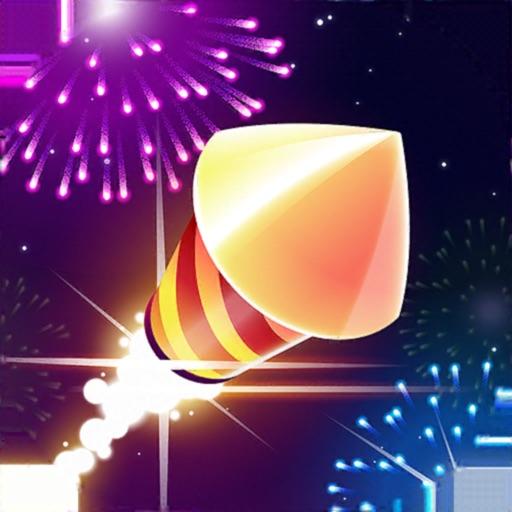 Flashy Fireworks: Rocket Shoot