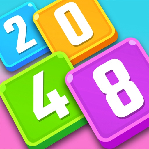 Square Up - 2048 Puzzle Game icon