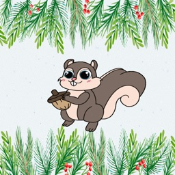Mitzi Squirrel Emojis