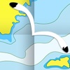 AIS Map : Marine & Lake charts - iPhoneアプリ