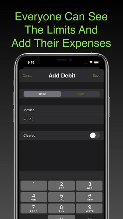 Limits by Money Master screenshot-3