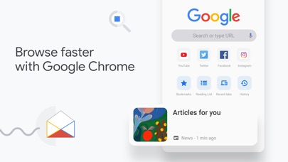 Screenshot for Google Chrome in Jordan App Store