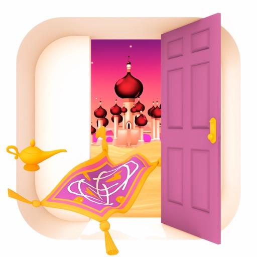 脱出ゲーム アラビアン・ナイト ~アラジンと魔法のランプ~