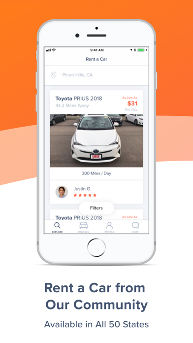 HyreCar: Rideshare Car Rentals App Data & Review - Travel