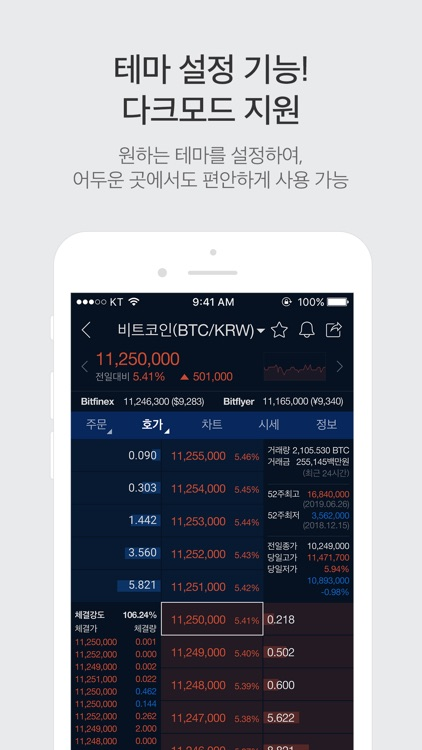 업비트 - 가장 신뢰받는 디지털 자산 거래소 screenshot-3