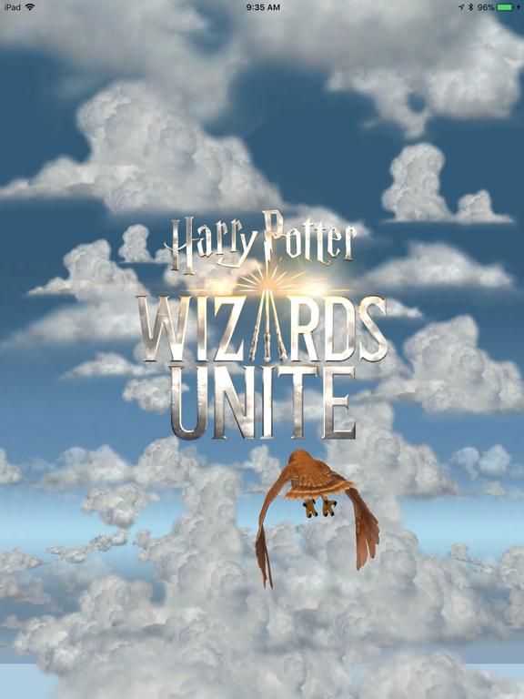 Harry Potter: Wizards Unite iPad app afbeelding 1