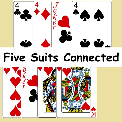 Five Suits Connected