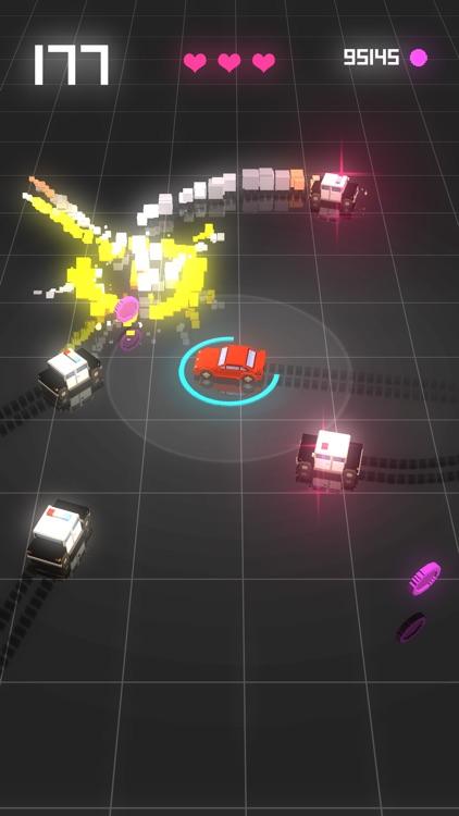 Car vs Cops screenshot-3