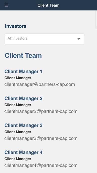 Screenshot for Partners Capital UK in Qatar App Store