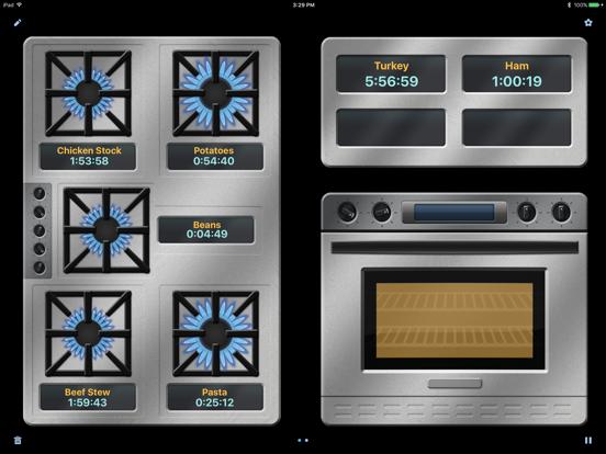 KitchenPad® Timerのおすすめ画像1