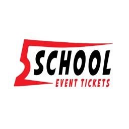 School Event Tickets Scanner