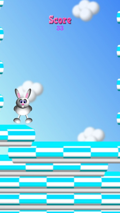 Screenshot for Bunny Hoppy in Israel App Store