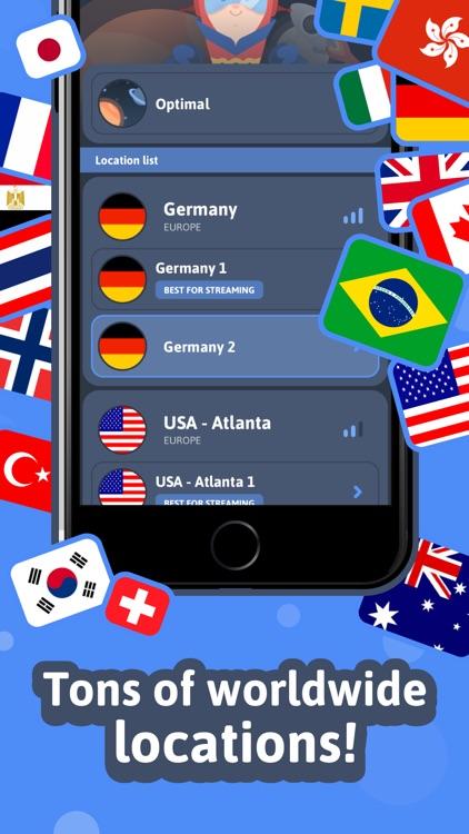 VPN Proxy-Super VPN for iPhone