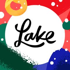 Lake: Colouring Books