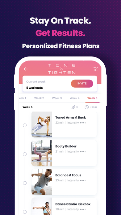 messages.download FitOn Workouts & Fitness Plans software