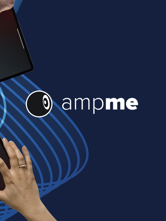 iPad Image of AmpMe - Speaker Volume Booster