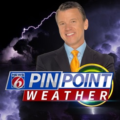 News 6 Pinpoint Weather en App Store