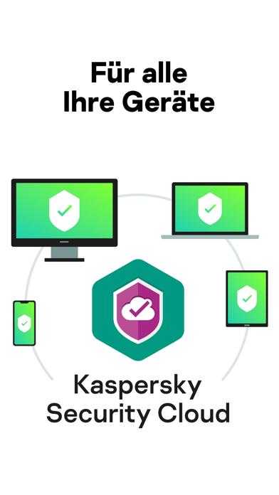 Kaspersky Security Cloud & VPNScreenshot von 7