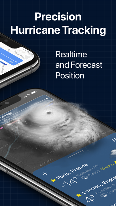 Weather Radar Live Screenshot