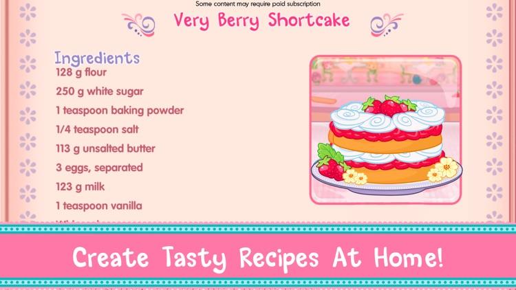 Strawberry Shortcake Bake Shop screenshot-5