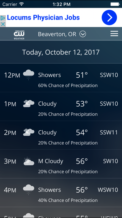 Portland's CW32 Weatherのおすすめ画像2