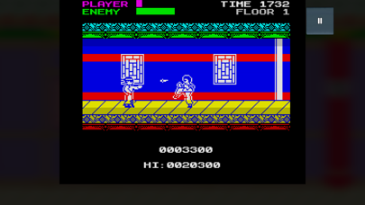 Screenshot from Mister Kung-Fu