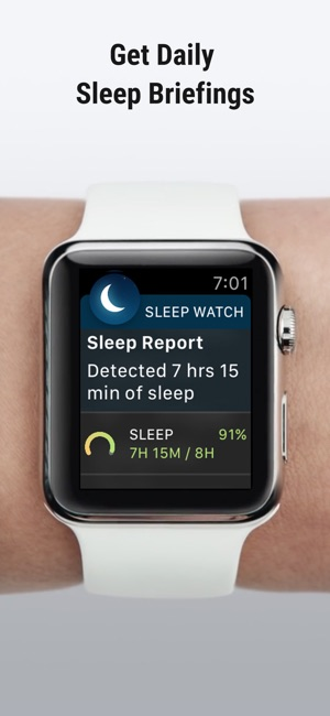 Sleep Watch by Bodymatter Screenshot