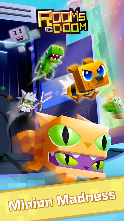 Rooms of Doom screenshot-0