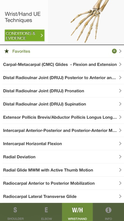 Mobile OMT Upper Extremity screenshot-4
