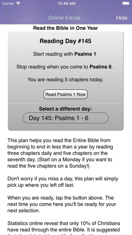 Touch Bible screenshot-5