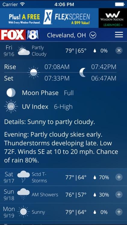 FOX8 Cleveland Weather