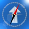 Direction Compass With Maps - iPhoneアプリ