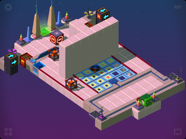 ‎Marvin The Cube Screenshot