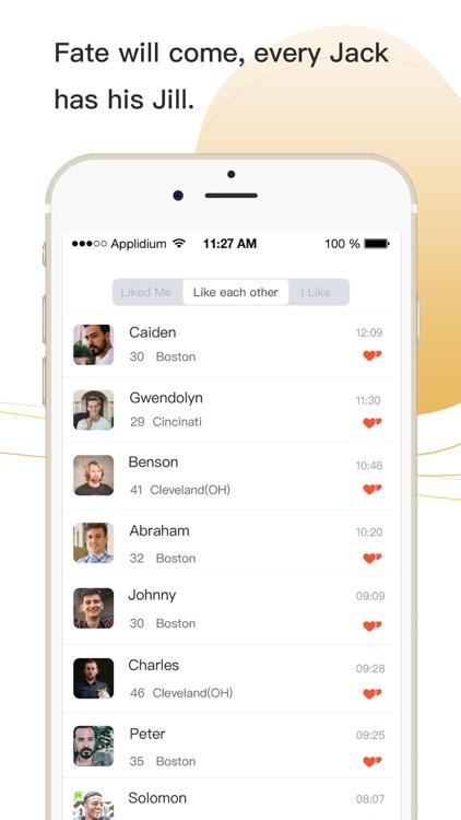 Adore - Dating App screenshot-4