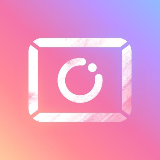 酷拍 - 唯美手绘&漫画自拍油画滤镜 iOS App