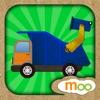 宝宝汽车卡车消防车  - 儿童拼图游戏