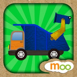 Car and Truck-Kids Puzzle Game